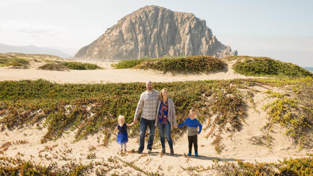 2018 Treese Family Morro Bay California - Photo by Ashley Blake